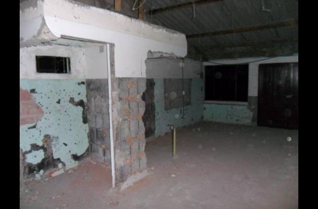 Centro de Salud de Isla Fuerte en remodelación desde noviembre.