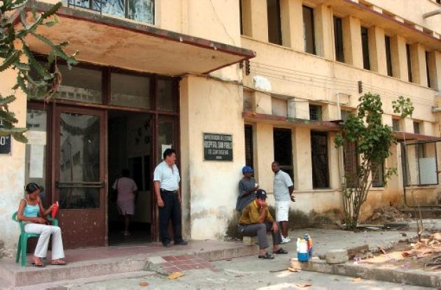 hospital san pablo de cartagena