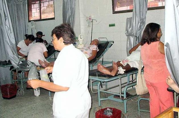 La Alerta Verde obliga a los hospitales a preparar planes de contingencia que pe