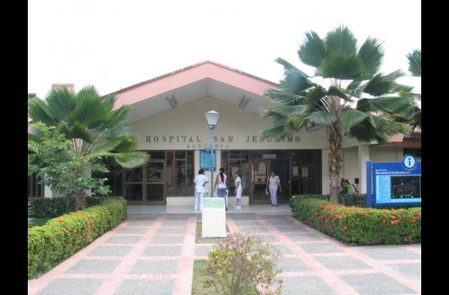 Hospital San Jerónimo de Montería