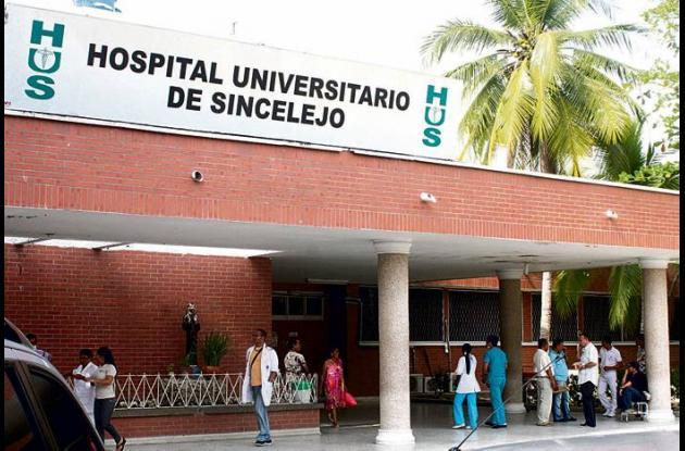 Hospital Universitario de Sincelejo (HUS)