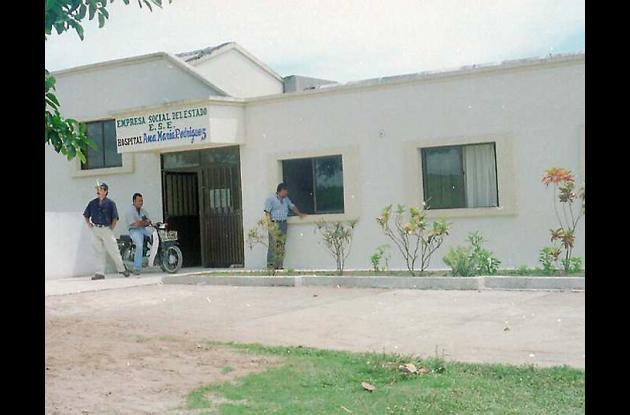 ESE Hospital Local Ana María Rodríguez.