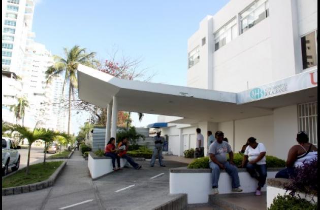 Hospital Bocagrande