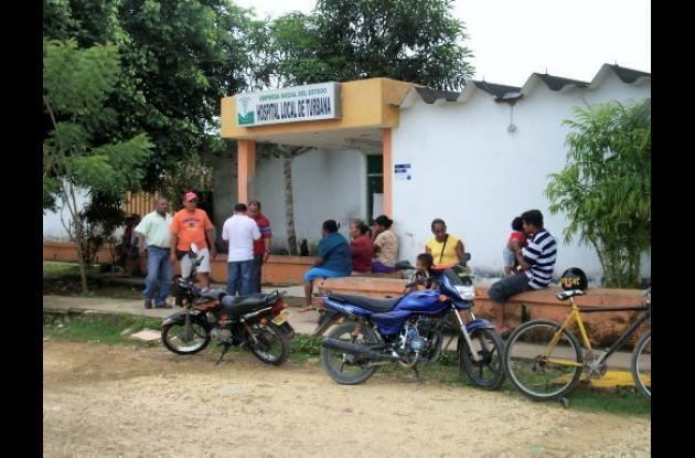 La ESE Hospital de Turbana sigue en crisis por la falta de pagos y de insumos.