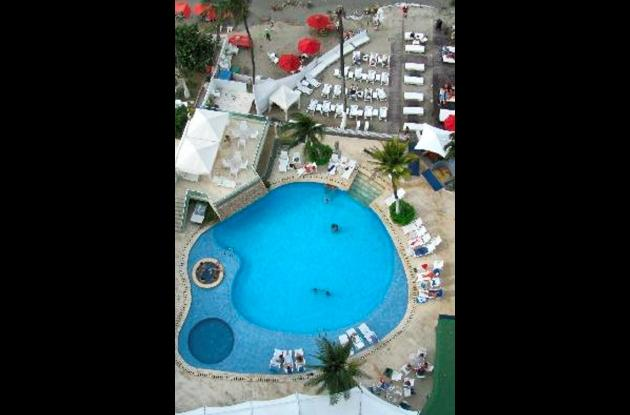 Hotel Dann laguito cartagena