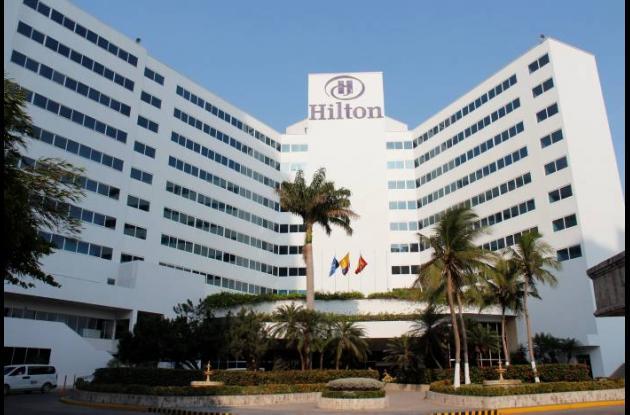 Obama tendrá a su disposición todo el Hotel Hilton Cartagena de Indias.