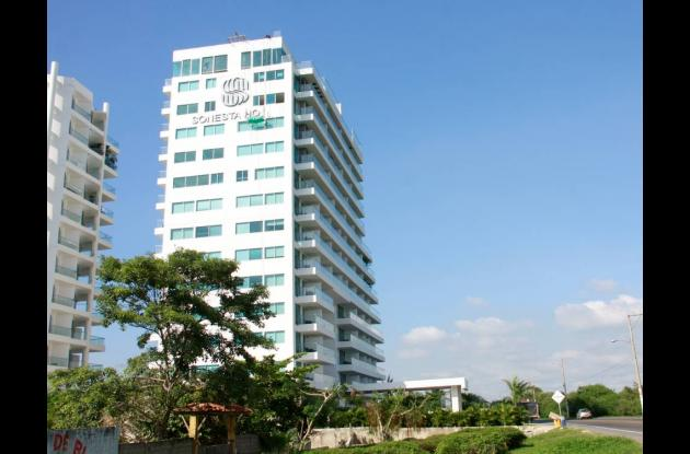 hotel Sonesta en La Boquilla,