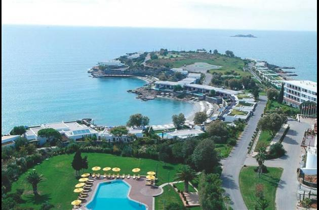 Hotel Grand Resort Lagonissi.