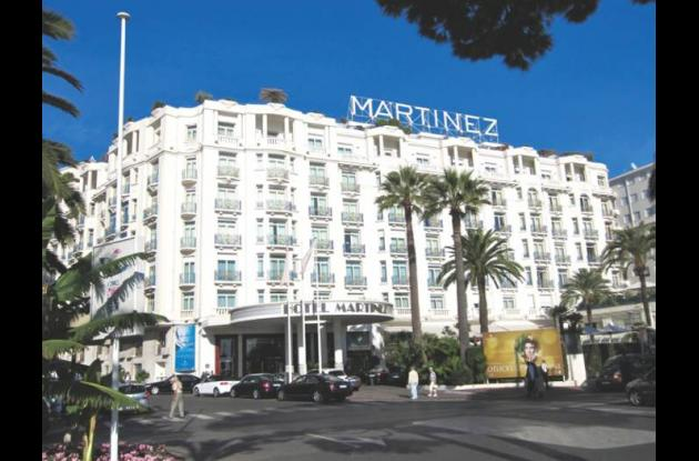 Hotel Martínez.
