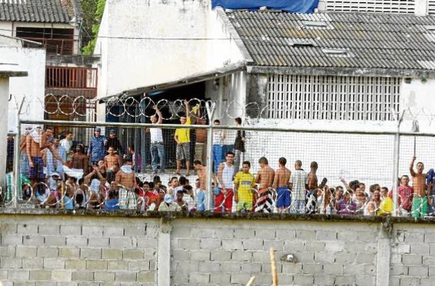 Cárcel Nacional La Vega de Sincelejo