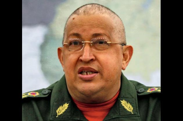 Chávez sigue tratamiento de quimioterapia en Cuba.