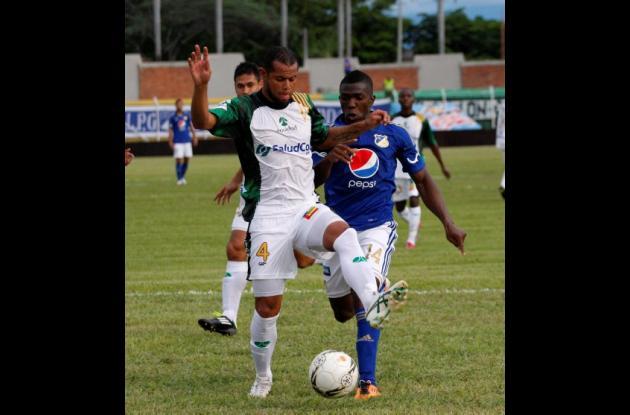 Hugo Soto jugador cartagenero.