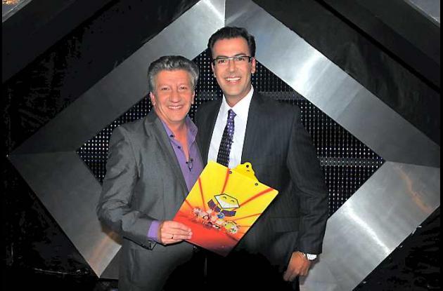 Hernan Orjuela y Humberto Rodríguez.