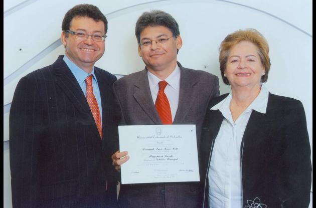 Grado de Hernando Sierra