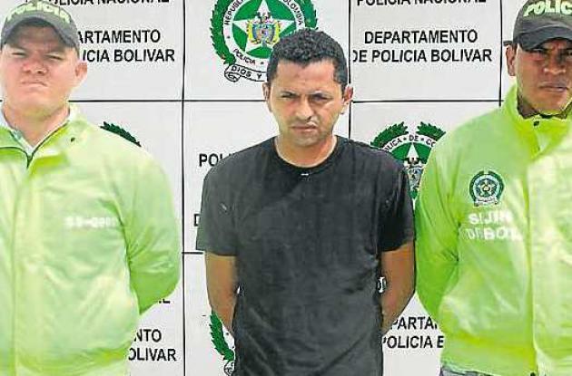 Ever Darío Ballesteros Arrieta, alias El Paraquito