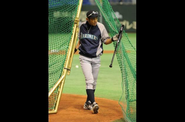 Ichiro Suzuki, atracción de los Marineros