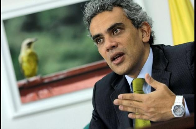 Ricardo José Lozano, director del Ideam.