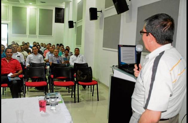 Seminario liderado por la CVS y el Ministerio de Ambiente.