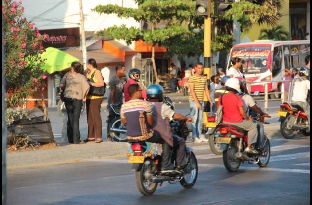 Los foristas están indignados con la imprudencia de estos conductores.