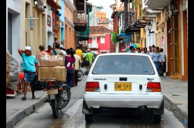 Pago de Impuestos sobre Vehículos en la Gobernación de Bolívar.