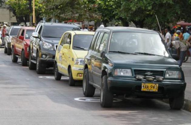 Pago de impuesto de vehículos en Gobernación de Bolívar.
