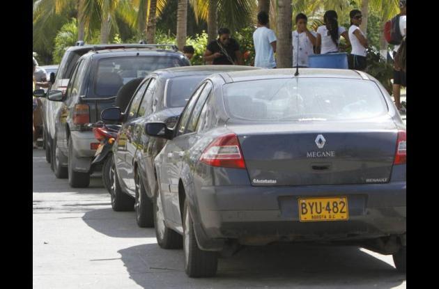 Impuesto sobre Vehículos Automotores 2012.