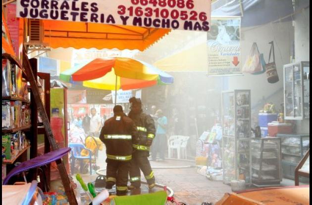 incendio pasaje leclerc el universal cartagena