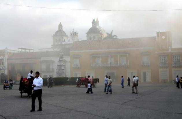 incendio centro cartagena