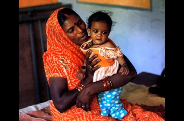En India, las mujeres son discriminadas desde que nacen.