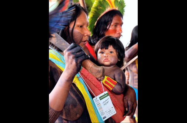 indigenas de brasil