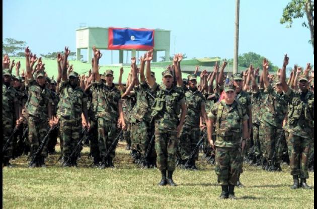 infantería de marina tribunal administrativo de bolivar