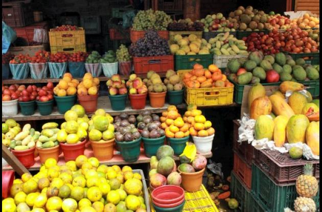Alimentos fue el tercer grupo que más creció en sus precios