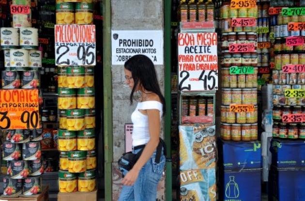 Vanezuela, inflación más alta de América Latina.