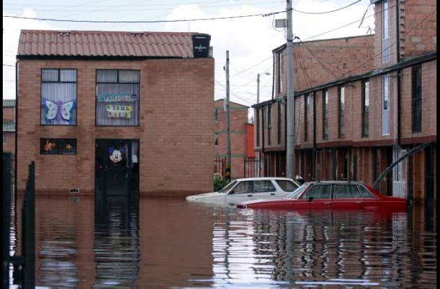 inundaciones bogota