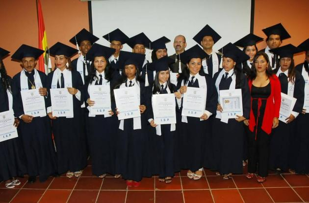 Grados del Instituto de sistemas Programar