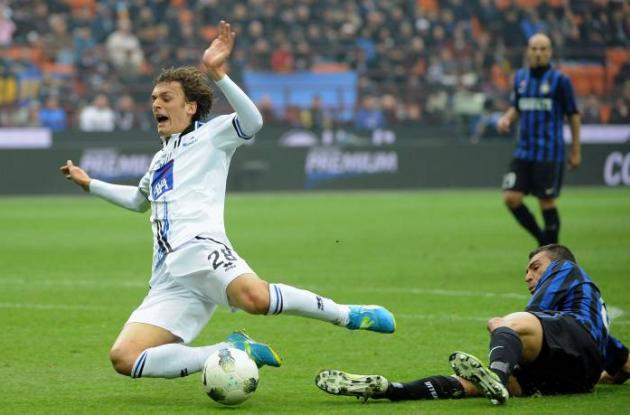 Inter de Milán se aleja de la Liga de Campeones