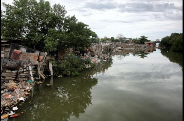 Invasión en caño Juan Angola