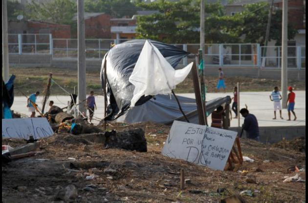 Invasión en El Silencio Cartagena