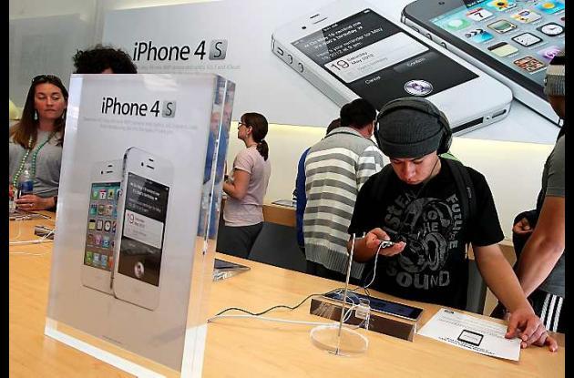 Lanzamiento del iPhone 4S