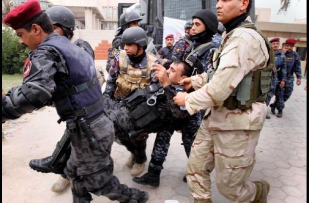 ataques en irak