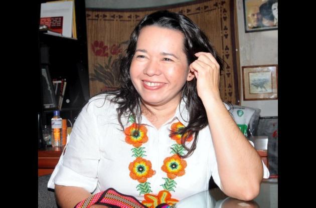 Irina Junieles, directora del Instituto de Patrimonio y Cultura de Cartagena.