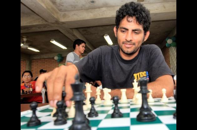 Israel Tovío, nuevo campeón del Ajedrez Departamental.