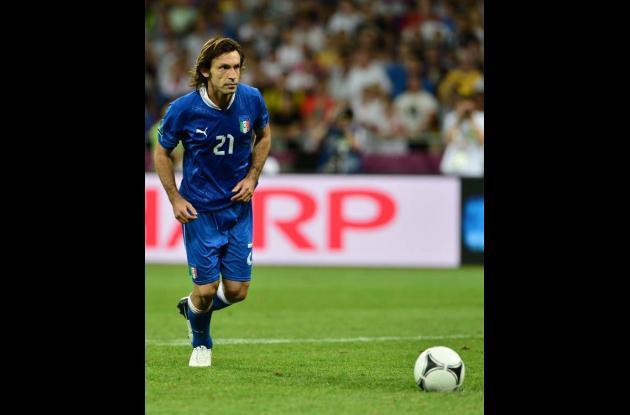 Italia clasificó tras su victoria de este domingo en Kiev ante Inglaterra por 4-