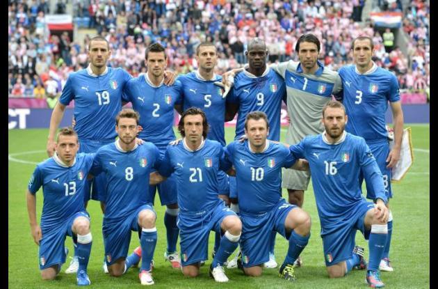 Italia enfrentará hoy a Irlanda
