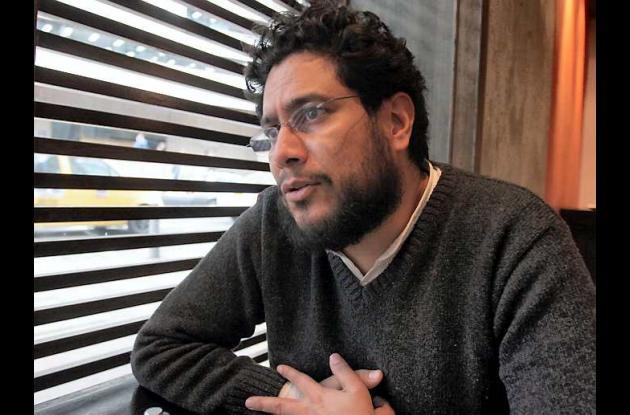 Iván Cepeda,  representante a la Cámara.