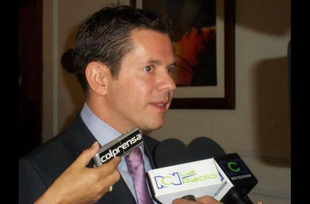 Iván Mustafá Durán, viceministro de Agua Potable del Ministerio de Vivienda, Ciu