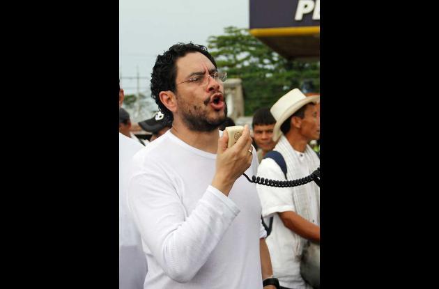 Iván Cepeda, congresista.
