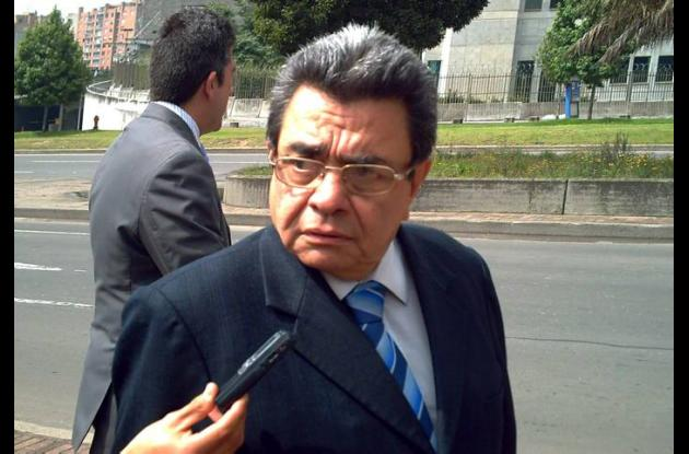 General (r) Iván Ramírez Quintero.