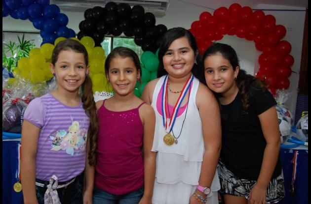 Cumpleaños de Jaime Barrios Bermúdez