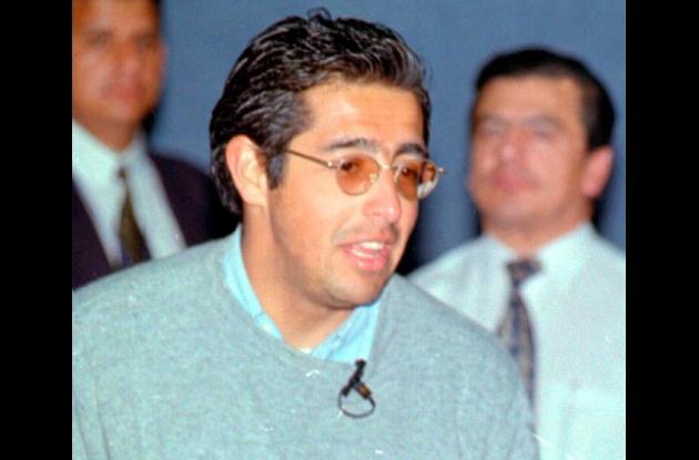 Jaime Garzón, humorista asesinado el el 13 de agosto de 1999.